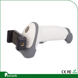 HS02 Hot Selling 2D Barcode Scanner Bluetooth Barcode Reader Scanner for Warehouse Stock Checking and Order Picking pictures & photos