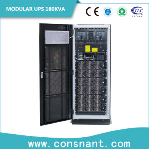 380V/400V/415V High Frequency Modular Online UPS with 180kVA pictures & photos
