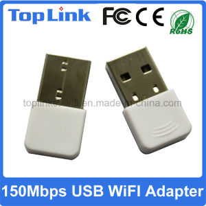 Hot Selling 11n Ralink Rt5370 150Mbps USB 2.0 Wireless WiFi Network Card Support Soft Ap pictures & photos