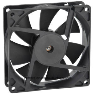 9225 Fan 92X92X25mm DC Exial Flow Fan pictures & photos