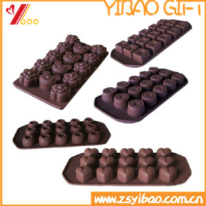 Custom Top Sale Silicone Mold for Chocolate/Fondant/Dessert pictures & photos