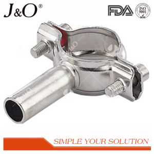 Sanitary Handle Sanitary Fittings Hexagon Pipe Holder pictures & photos