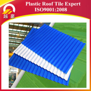 2017 ISO Certificate Plastic PVC Sheet/UPVC Insulated Roof Shingle/Color Roof Philippines pictures & photos