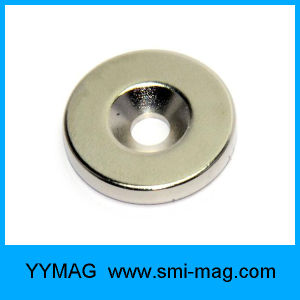 Neodymium Magnet with Screw Hole pictures & photos