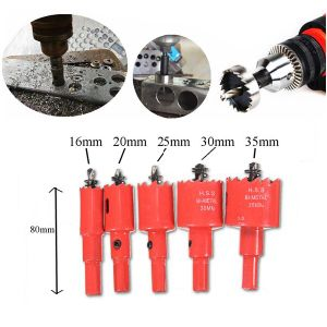 16-35mm HSS Drill Bit Hole Saw Cutter pictures & photos