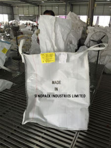 White Type D Anti Static Bulk Bags Ungroundable, Anti-Sift for Chemicals pictures & photos