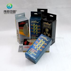 Offset Printing Gift Box for Music Wire Packaging pictures & photos