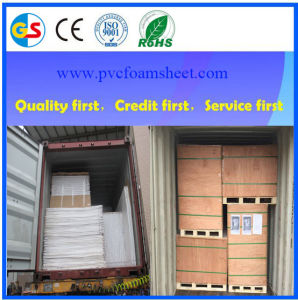 China Building Materials (1mm-30mm) PVC Foam Sheet pictures & photos
