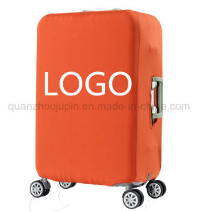 Custom Print Various Sizes Dustproof Elastic Suitcase Luggage Cover pictures & photos