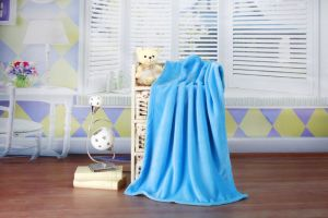 Luxury Flannel Velvet Plush Throw pictures & photos