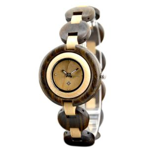 New Fashion Wooden Lady Watch pictures & photos