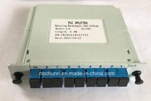 1*8 SC/PC PLC Splitter pictures & photos