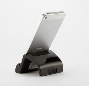 Desktop Charger Cradle Dock Charger Docking Station for iPhone 5/5s/6/6plus/6s/6splus pictures & photos