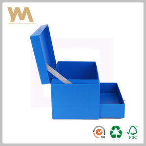 Jewelry Packaging Drawer Gift Box with Customized Printing pictures & photos
