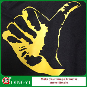 Qingyi Easy Weed Heat Transfer Vinyl for Textile T Shirt pictures & photos