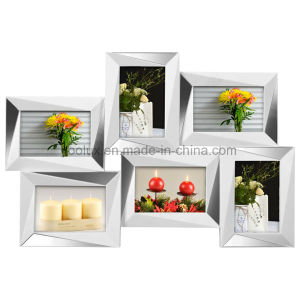 Plastic Multi Openning Collage Wall Picture Photo Frame pictures & photos
