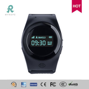 New Arrival Personal GPS Watch Tracker R11 with Two-Way Talking pictures & photos