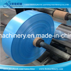 Garbage Bag Extrusion Film Blowing Machine with Folder After Folding Get Mini Size Bags pictures & photos