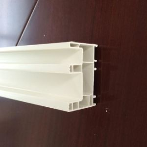 PVC Profiles with Different Sections Plastic Profile for Window and Door pictures & photos