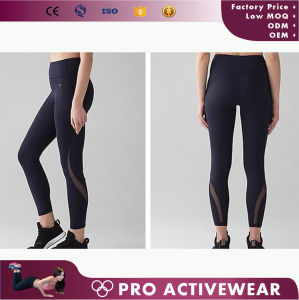 Womens Printed Fitness Spandex Long Yoga Pants Leggings pictures & photos