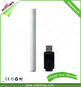 Ocityimes 280mAh 510 Glass Atomizer Buttonless Vape Battery with Touch Preheat Function pictures & photos
