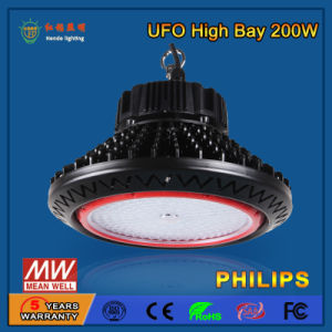 Industrial 200 Watt IP44 LED UFO High Bay Light pictures & photos