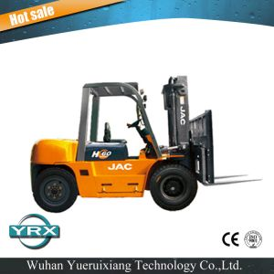 Professional Supplier of Diesel Forklift 6ton pictures & photos