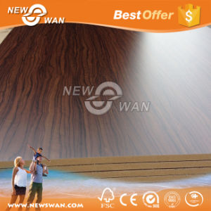 Manufacturer Melamine Particle Board / Melamine Chipboard / Laminated Particleboard Price pictures & photos