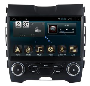 Android 6.0 System Car DVD and Car GPS for Ford Edge with Navigation TV WiFi pictures & photos