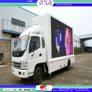 P8 Truck LED Display with Sound System pictures & photos