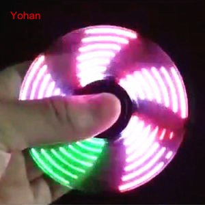 Fidget LED Hand Spinner pictures & photos