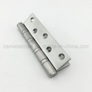 Stainless Steel Ball Bearing Heavy Duty Wooden Interior Door Pivot Butt Hinge pictures & photos