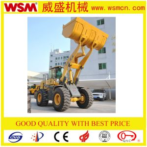 Ce High Quality 8tons Bucket Wheel Loader for Sale pictures & photos