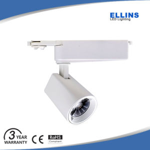 2 / 3 / 4 Wires Commercial Lighting Fixture 15W LED Track Light pictures & photos