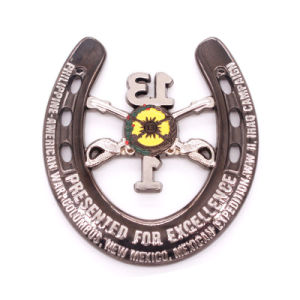 Wholesale Promotional Gift Metal Badge Coin Collection Design Die 3D pictures & photos