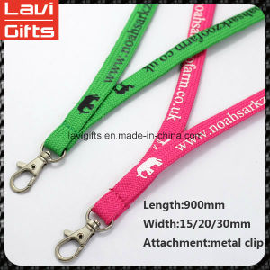 Wholesale Latest Custom Logo Printed Tube Lanyard pictures & photos