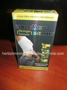 Extra Slim Plus Acai Berry Herbal Weight Loss Pills pictures & photos