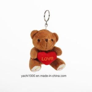 Mini Bear with Heart Keychain Teddy pictures & photos