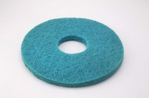 17inch Colorful Buffing Polishing Abrasive Waxing Floor Cleaning Pad pictures & photos