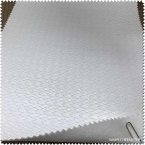 High Quality Customized Artifical Synthetic Leather & Faux Leather for Shoes (S305120BZW) pictures & photos