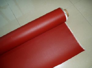 High Temperature Resistant Anti Stick Silicone Fire Blanket pictures & photos