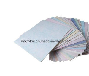 Scratch Proof Hot Stamping Film for PVC Profiles pictures & photos