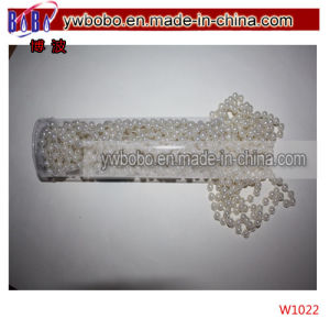Wedding Jewelry Ivory Pearl Bead Garland Cakes Wedding Gift (W1022) pictures & photos