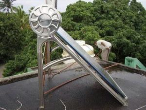Non-Pressurized Solar Water Heater (120L) & Solar Water Heating pictures & photos