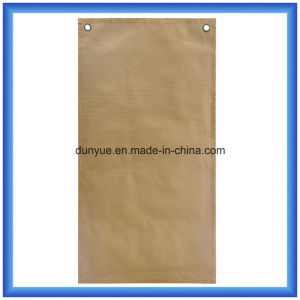 New Material Durable DuPont Paper Storage Bag, Eco-Friendly Customized Tyvek Paper Hang Bag with Three Layer Pockets pictures & photos