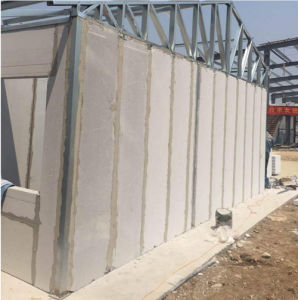 Prefab Steel Structure Frame Family House Villa House Social House pictures & photos