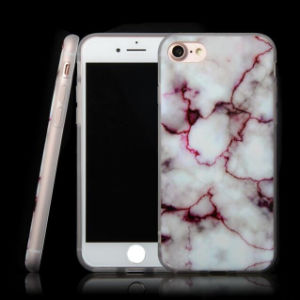 New Arrival Marble Stone Image Painted Phone Case for iPhone pictures & photos
