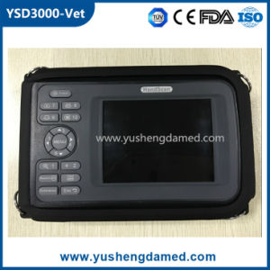 Multi-Parameter Palmtop Full Digital Hospital Equipment Veterinary Ultrasound Scanner pictures & photos