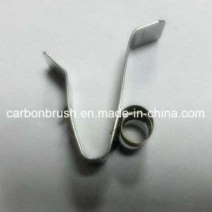 Manufacturing Carbon Brush Holder Force Spring pictures & photos