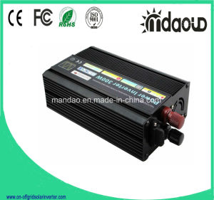 Pure Sine Wave Inverter with 300W 12/24V-110/220V DC-AC pictures & photos